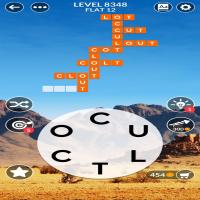 Wordscapes level 8348