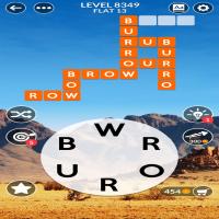 Wordscapes level 8349