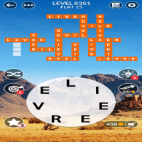 Wordscapes level 8351