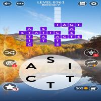 Wordscapes level 8361