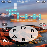 Wordscapes level 8379