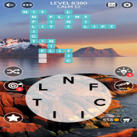 Wordscapes level 8380