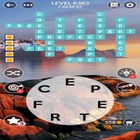 Wordscapes level 8383