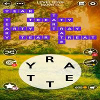 Wordscapes level 8398
