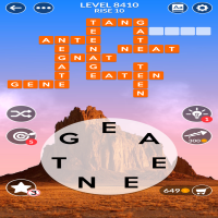 Wordscapes level 8410