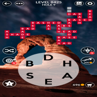 Wordscapes level 8425