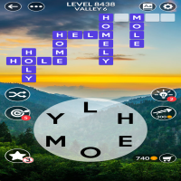 Wordscapes level 8438