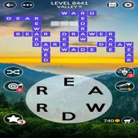 Wordscapes level 8441