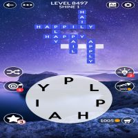 Wordscapes level 8497