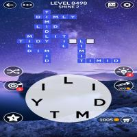 Wordscapes level 8498