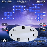 Wordscapes level 8499