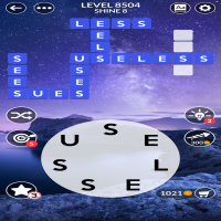 Wordscapes level 8504
