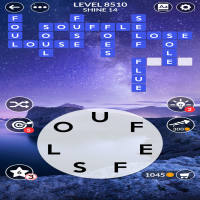 Wordscapes level 8510