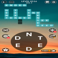 Wordscapes level 8516