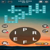 Wordscapes level 8526