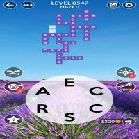 Wordscapes level 8547