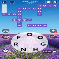 Wordscapes level 8553