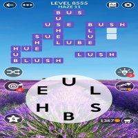 Wordscapes level 8555