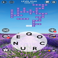 Wordscapes level 8560