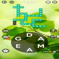 Wordscapes level 8598