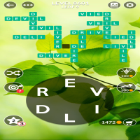 Wordscapes level 8601