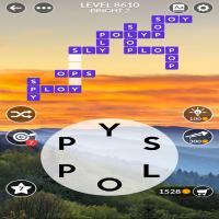 Wordscapes level 8610