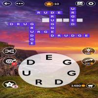 Wordscapes level 8655