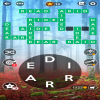 Wordscapes level 8658