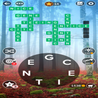 Wordscapes level 8660