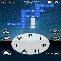 Wordscapes level 8755