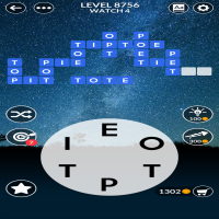 Wordscapes level 8756