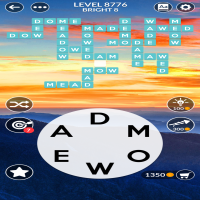Wordscapes level 8776