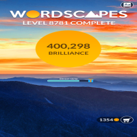 Wordscapes level 8781