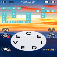 Wordscapes level 8783