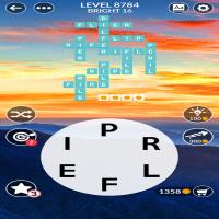 Wordscapes level 8784