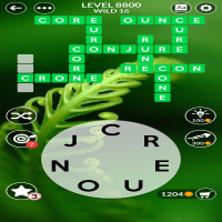 Wordscapes level 8800