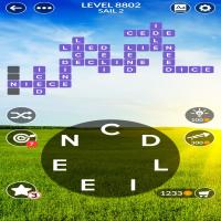 Wordscapes level 8802