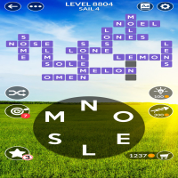 Wordscapes level 8804