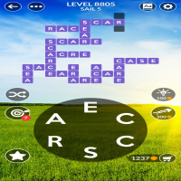 Wordscapes level 8805