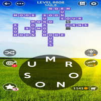 Wordscapes level 8808
