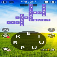 Wordscapes level 8812