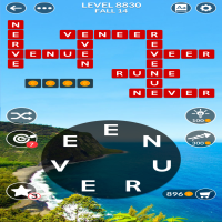 Wordscapes level 8830