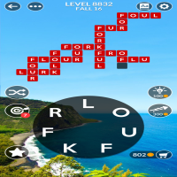 Wordscapes level 8832