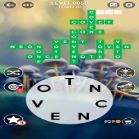Wordscapes level 8858