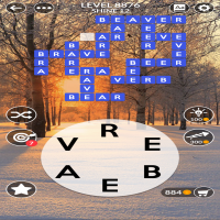 Wordscapes level 8876