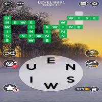 Wordscapes level 8891
