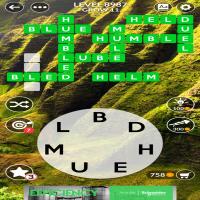 Wordscapes level 8987