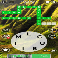 Wordscapes level 8991
