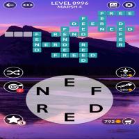 Wordscapes level 8996