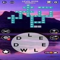 Wordscapes level 8998